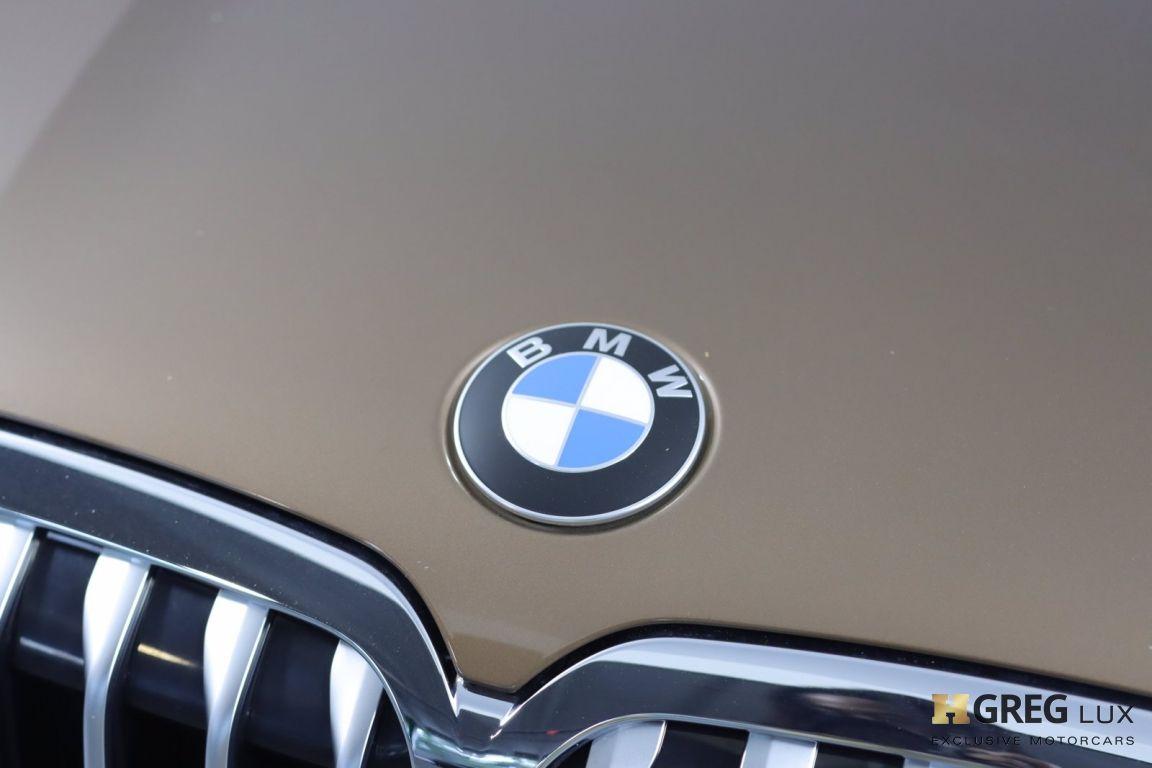 2019 BMW X7 xDrive50i #6