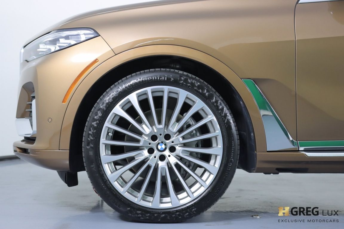 2019 BMW X7 xDrive50i #23