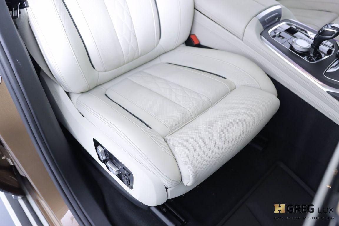 2019 BMW X7 xDrive50i #34