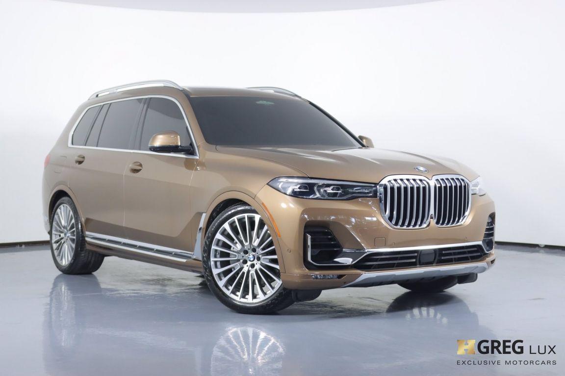 2019 BMW X7 xDrive50i #28