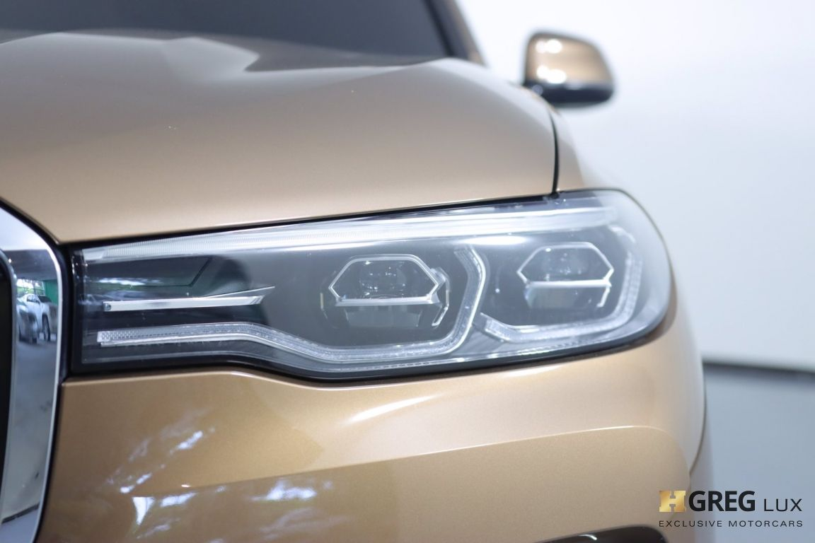 2019 BMW X7 xDrive50i #5