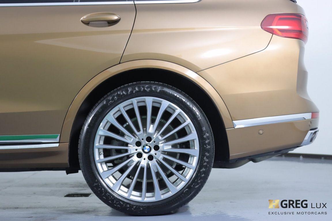 2019 BMW X7 xDrive50i #25
