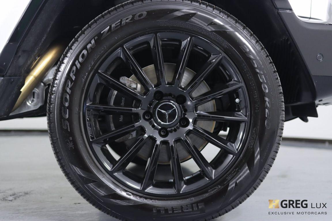 2021 Mercedes Benz G Class G 550 #12