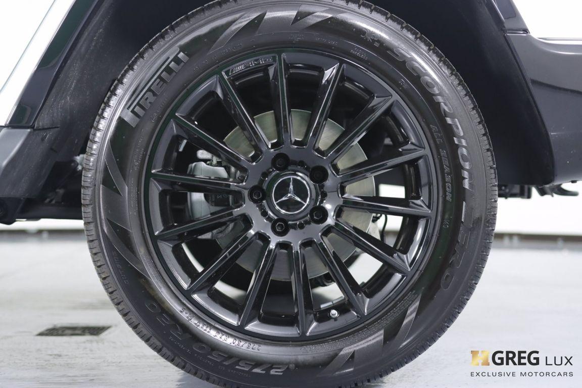 2021 Mercedes Benz G Class G 550 #25