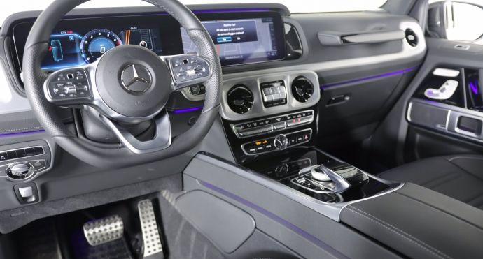 2021 Mercedes Benz G Class G 550 #1