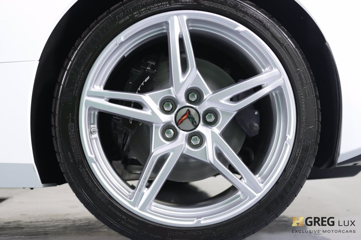 2021 Chevrolet Corvette 2LT #28