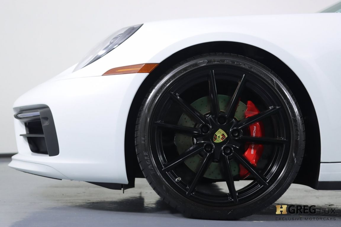 2020 Porsche 911 Carrera 4S #22