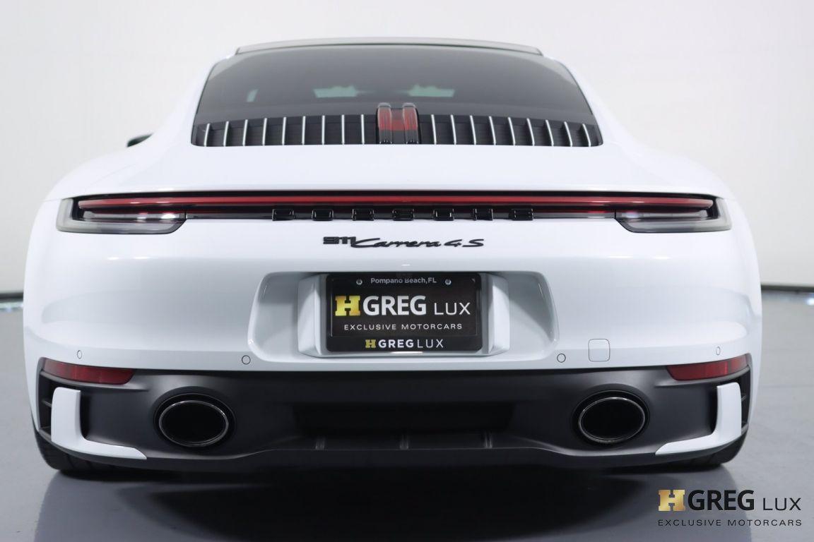 2020 Porsche 911 Carrera 4S #16