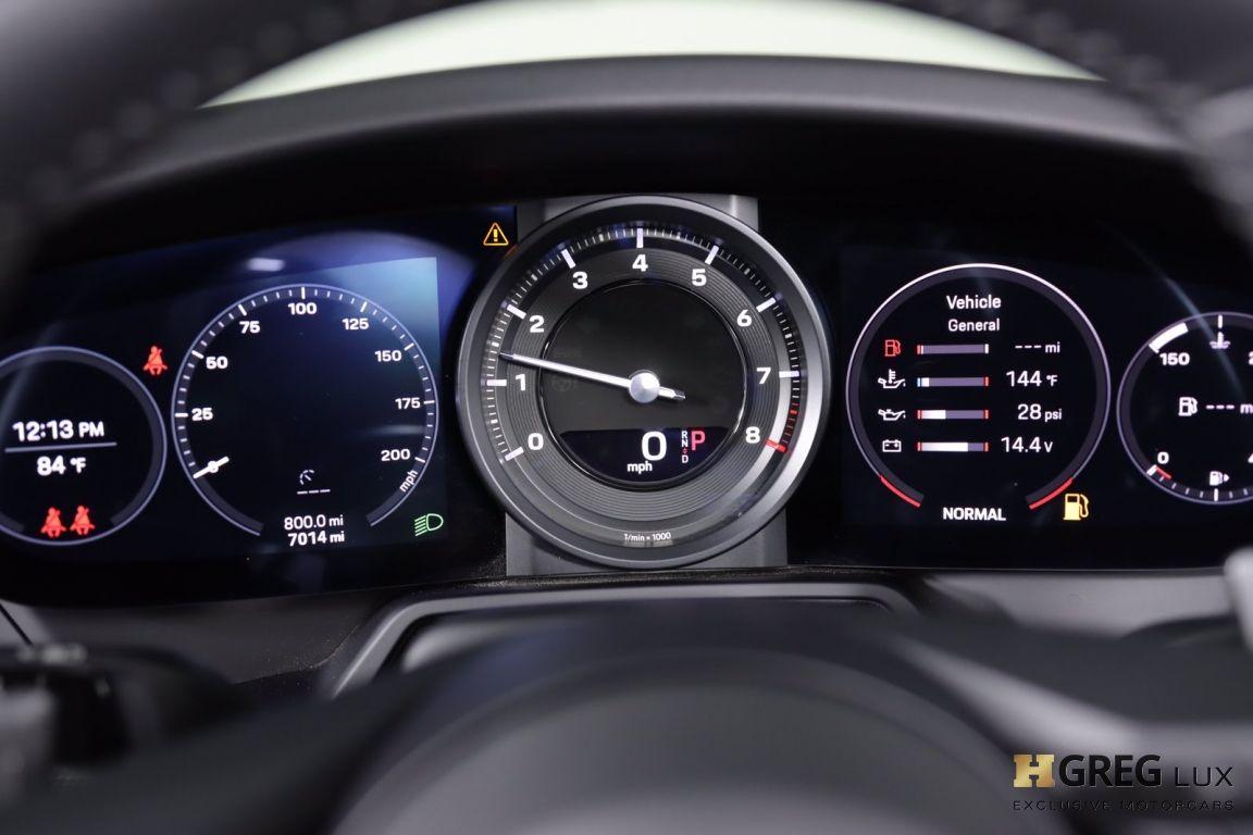 2020 Porsche 911 Carrera 4S #41