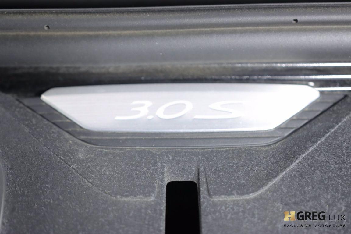 2020 Porsche 911 Carrera 4S #47