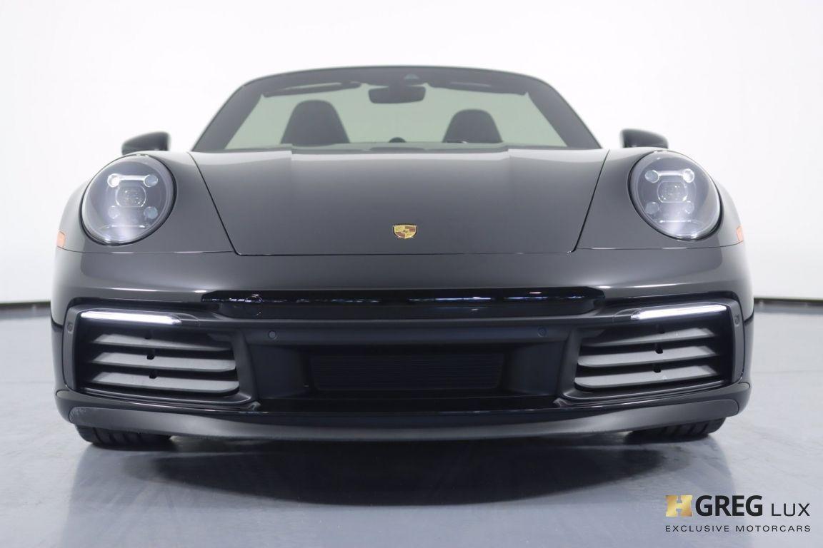 2020 Porsche 911 Carrera 4S #3