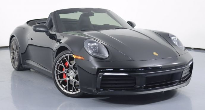 2020 Porsche 911 Carrera 4S #0