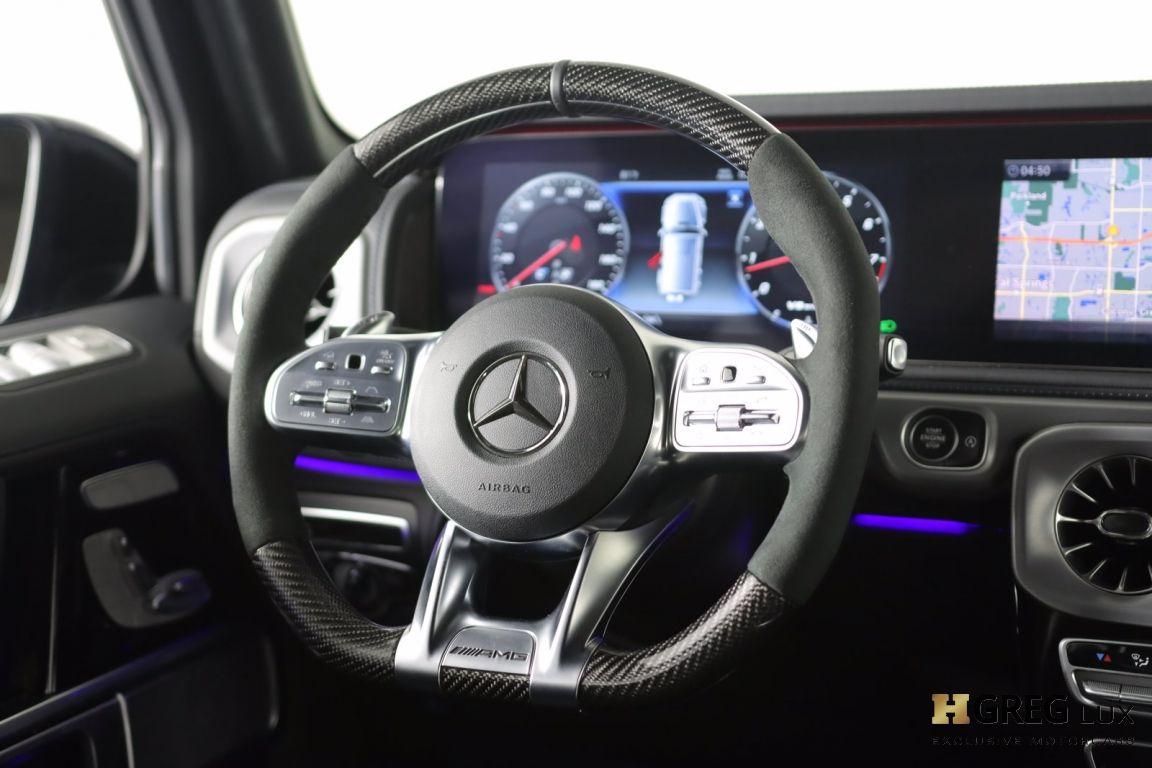 2021 Mercedes Benz G Class AMG G 63 #53