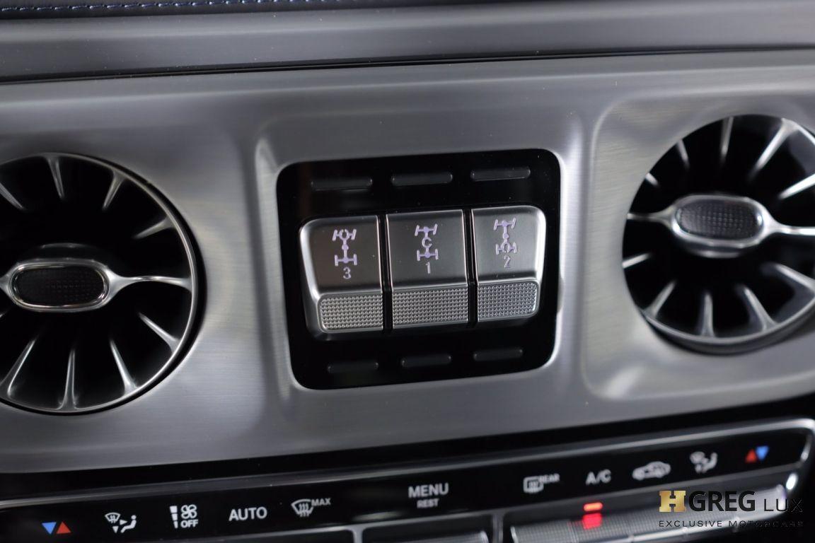 2021 Mercedes Benz G Class AMG G 63 #44