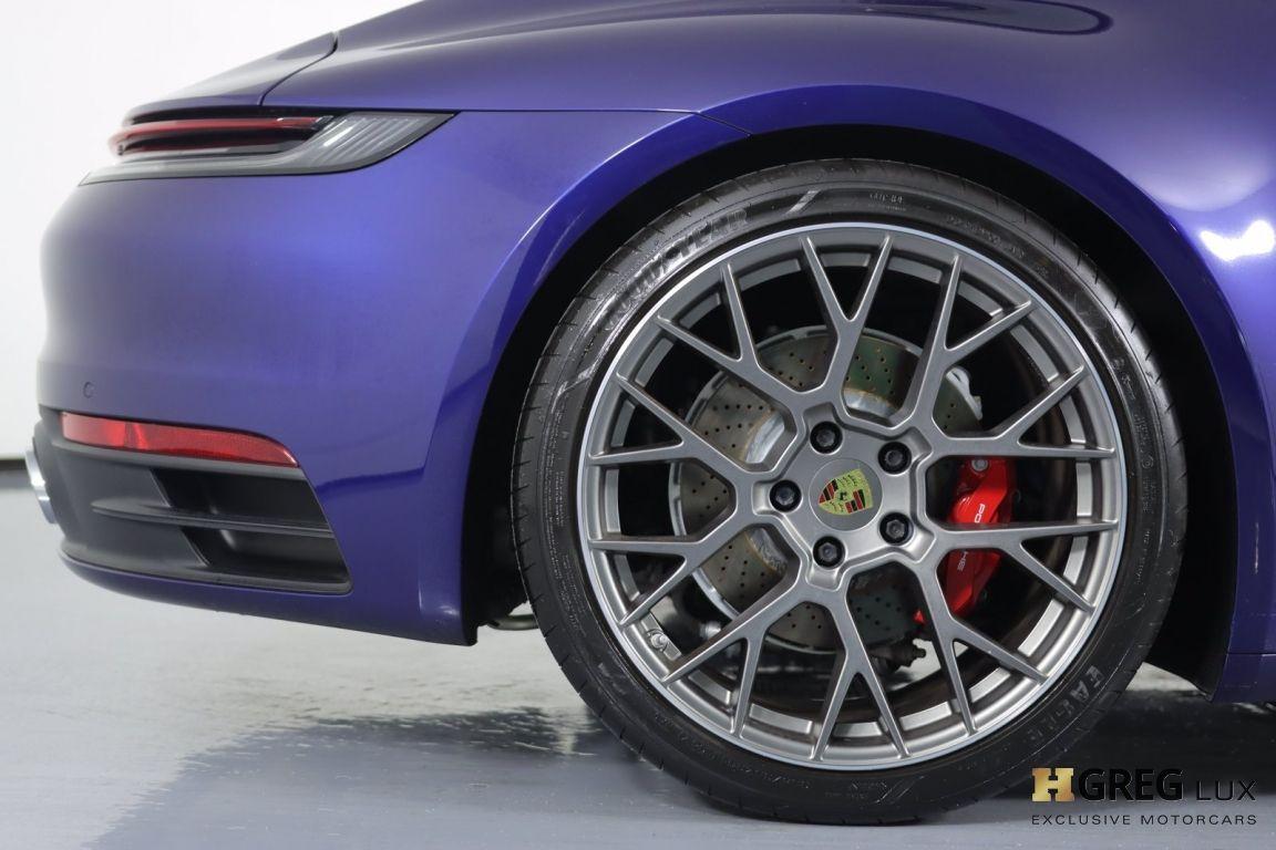 2020 Porsche 911 Carrera 4S #13