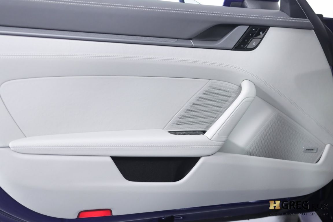 2020 Porsche 911 Carrera 4S #35