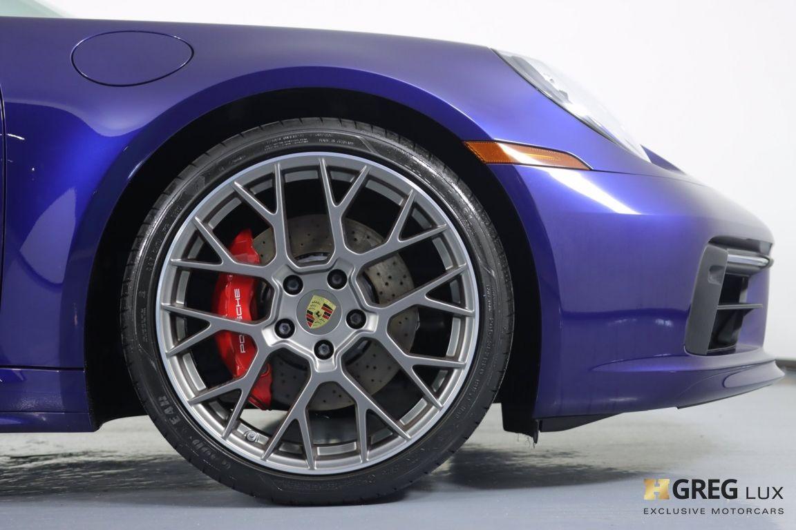2020 Porsche 911 Carrera 4S #11
