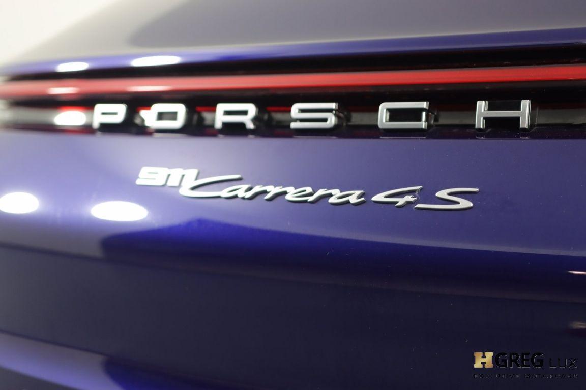 2020 Porsche 911 Carrera 4S #19
