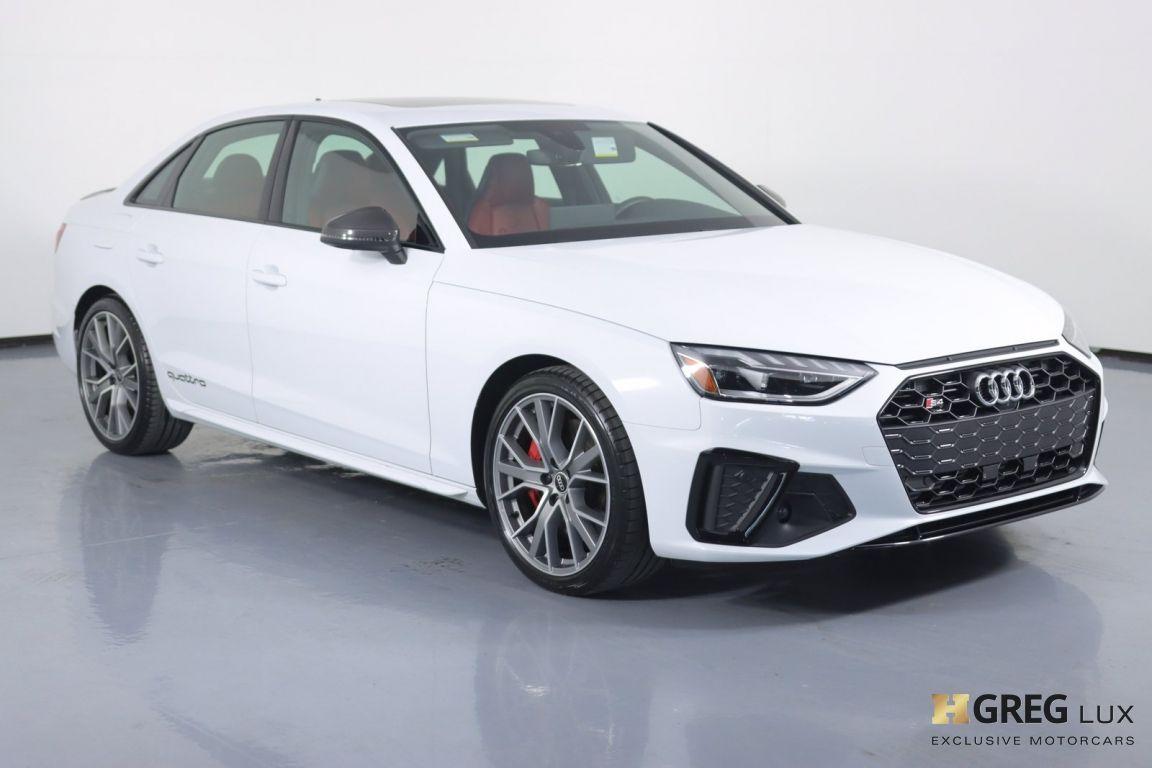 2021 Audi S4 Premium Plus #9
