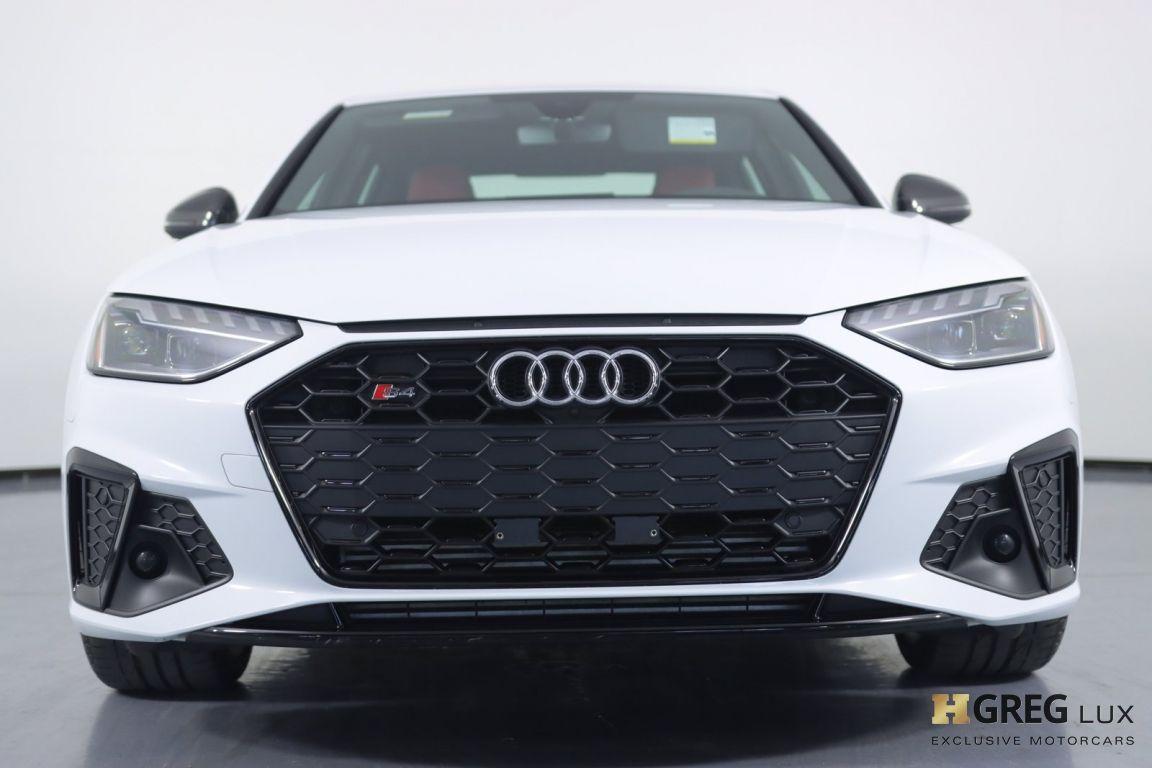 2021 Audi S4 Premium Plus #3