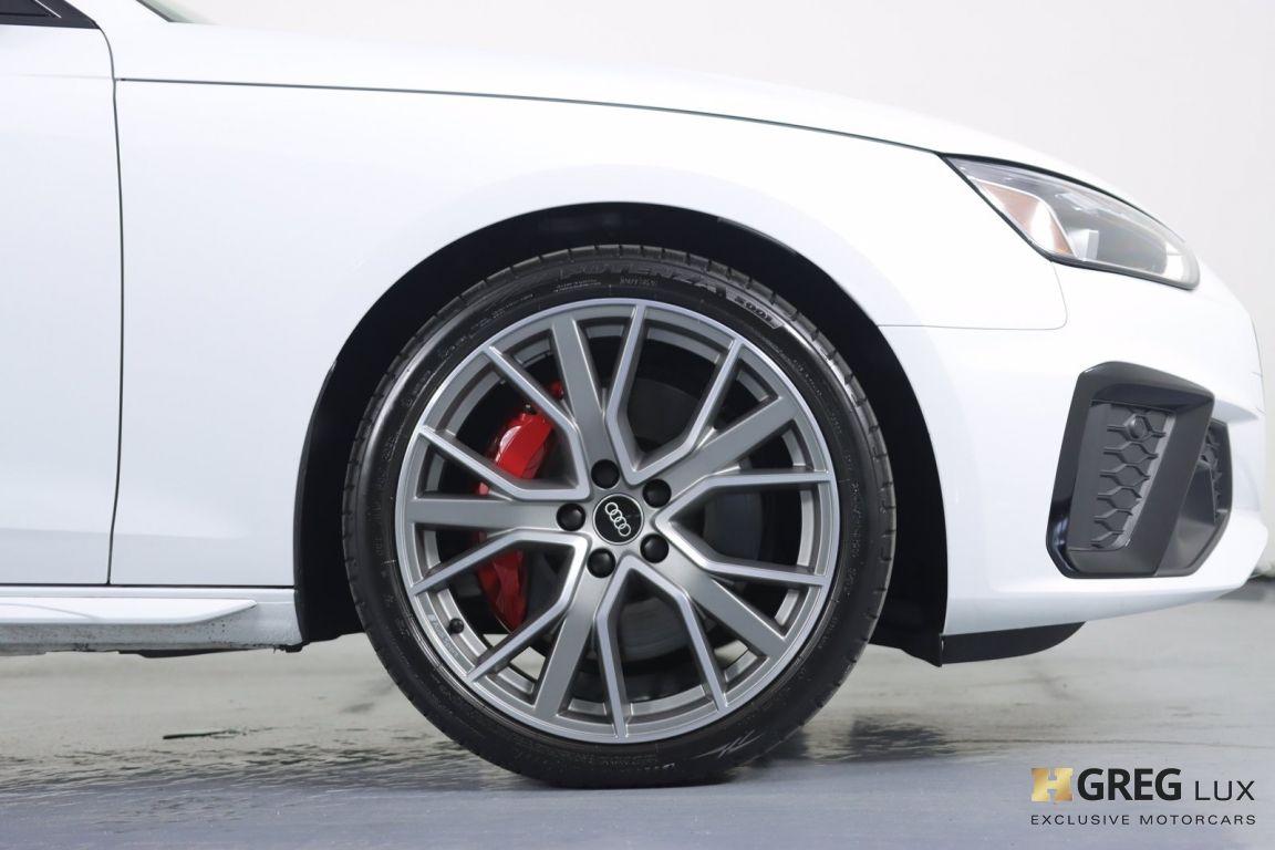 2021 Audi S4 Premium Plus #11