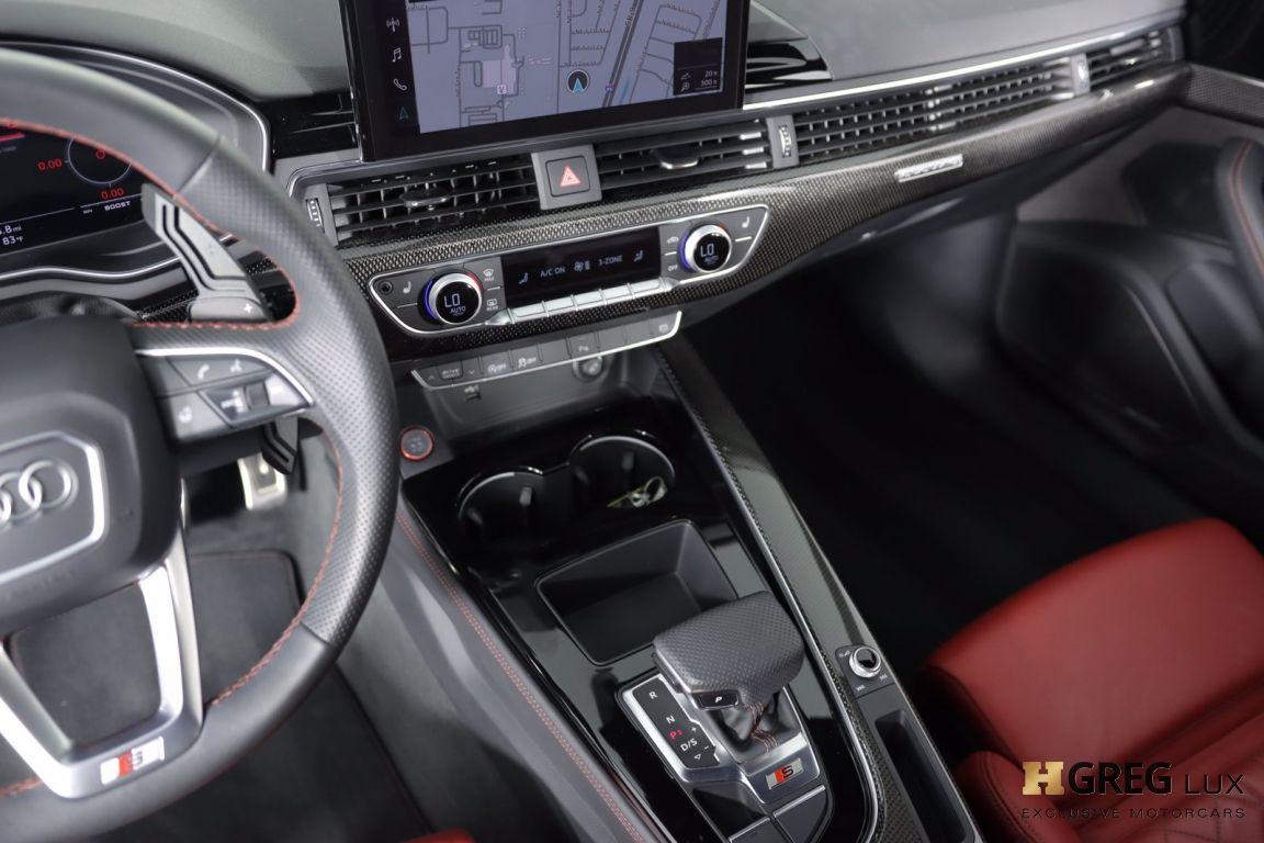 2021 Audi S4 Premium Plus #34