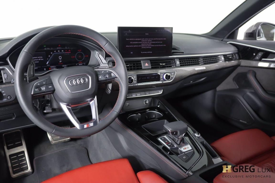 2021 Audi S4 Premium Plus #1