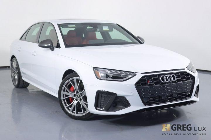 2021 Audi S4 Premium Plus #0