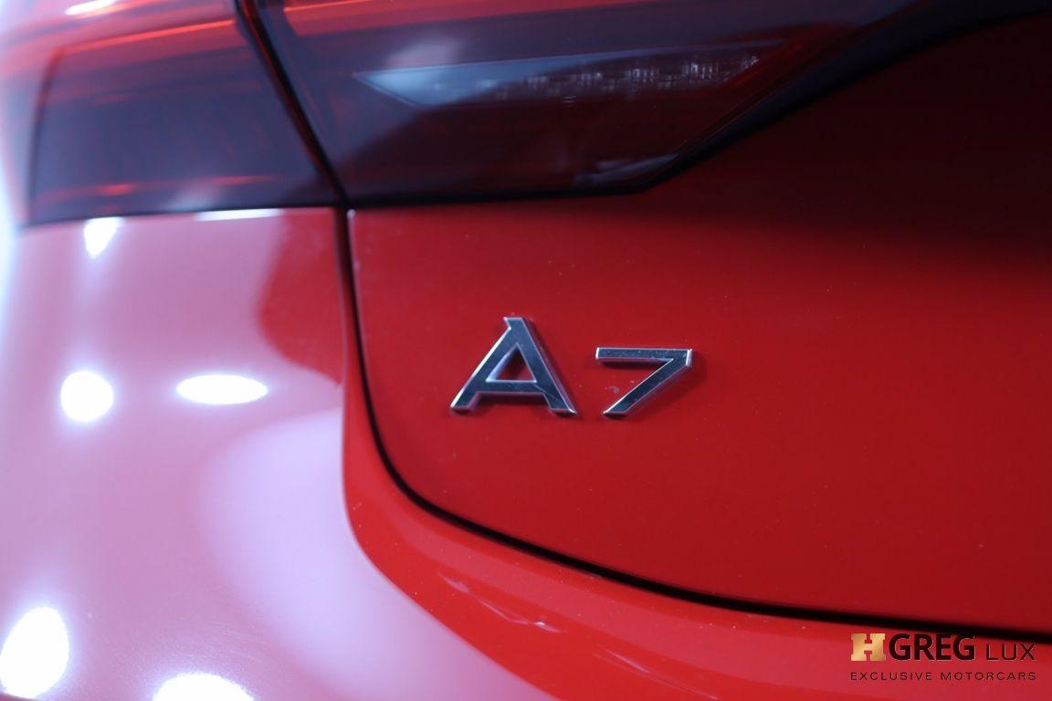 2020 Audi A7 Premium Plus #18