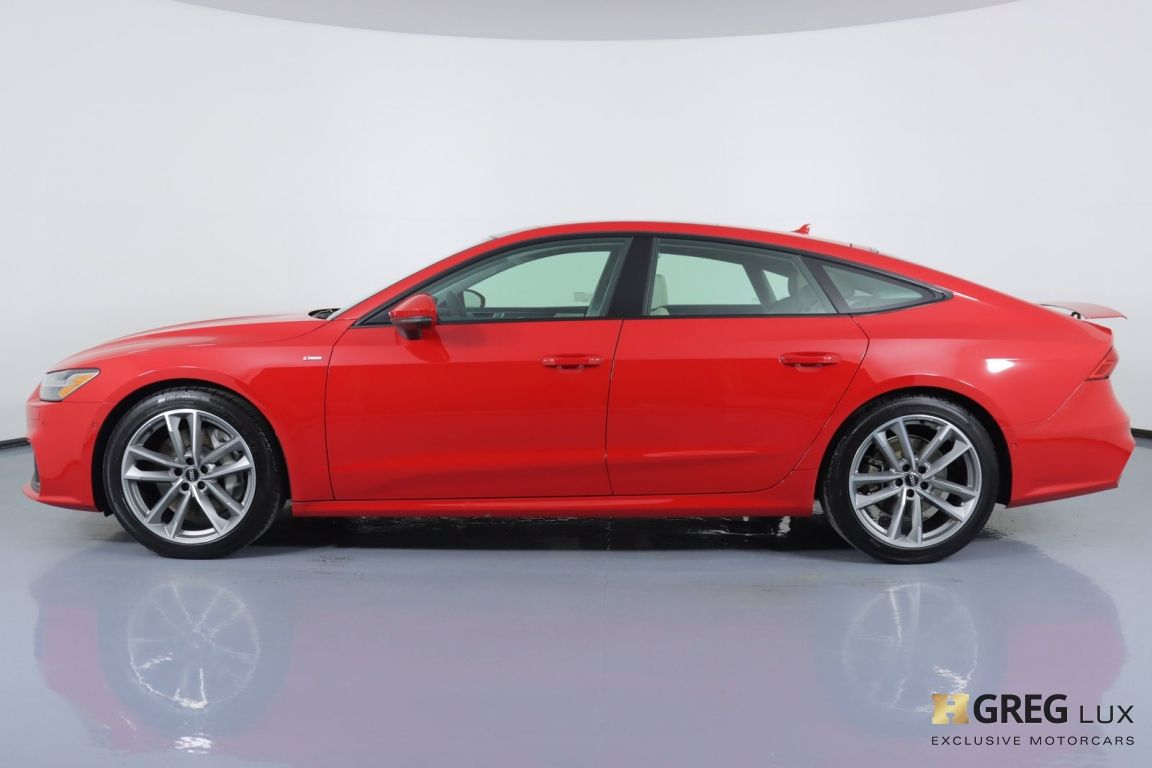 2020 Audi A7 Premium Plus #20