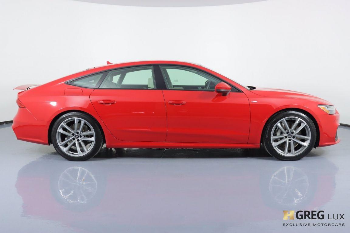 2020 Audi A7 Premium Plus #8