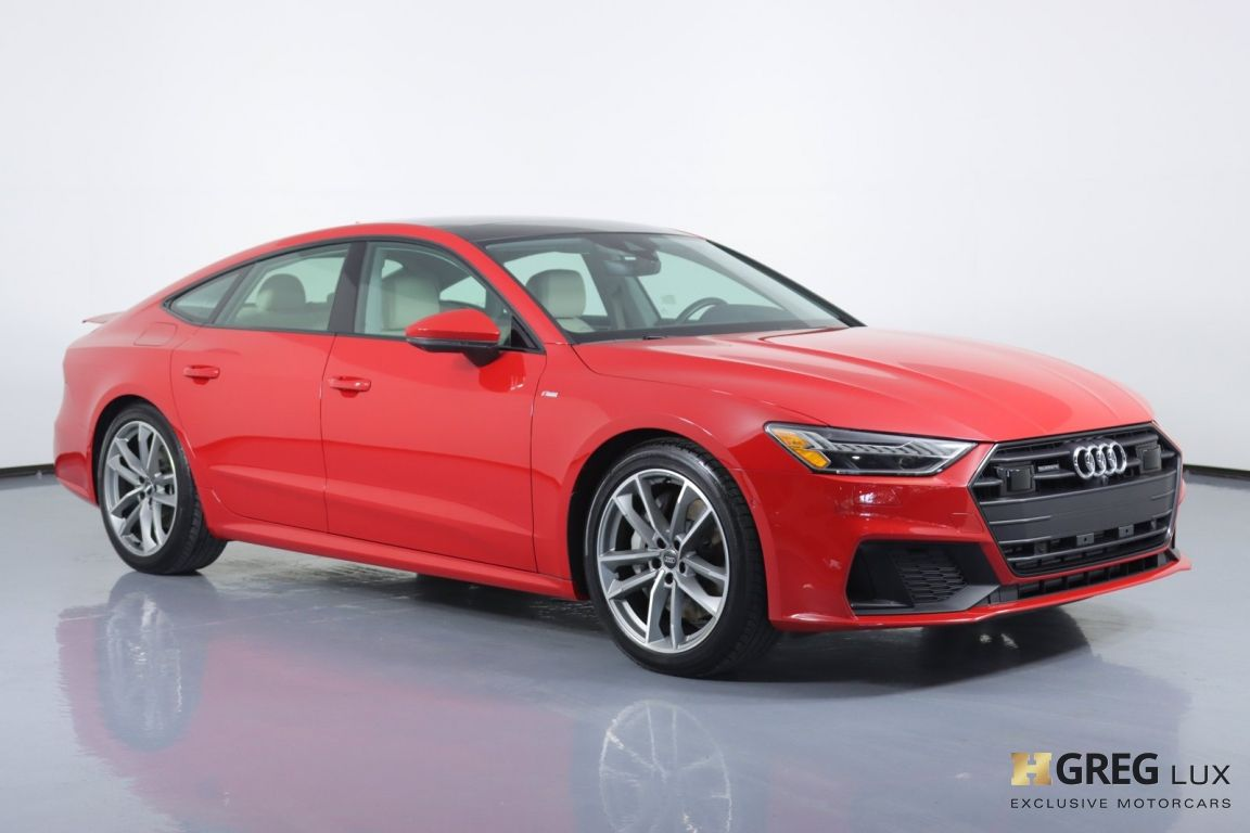 2020 Audi A7 Premium Plus #7