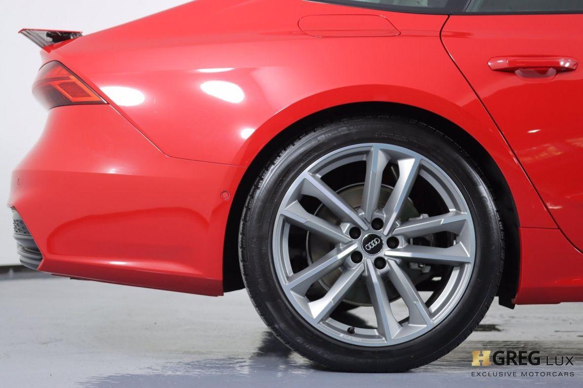 2020 Audi A7 Premium Plus #11