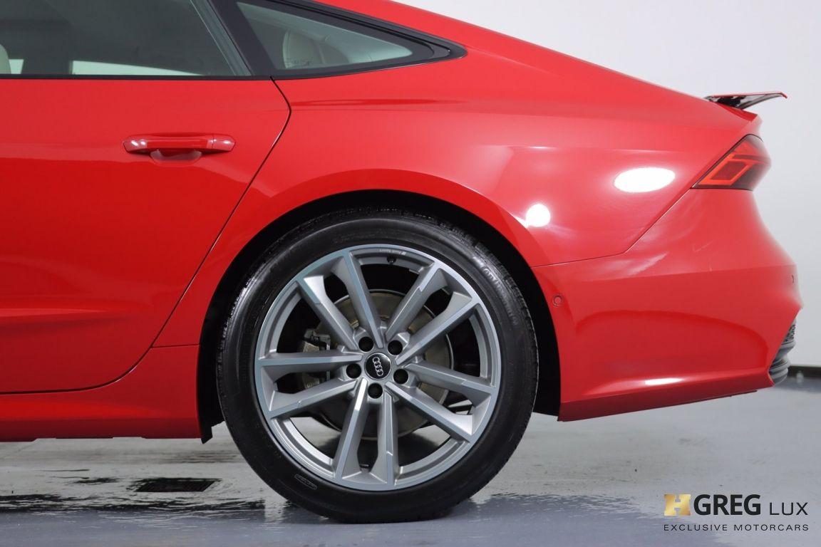 2020 Audi A7 Premium Plus #23