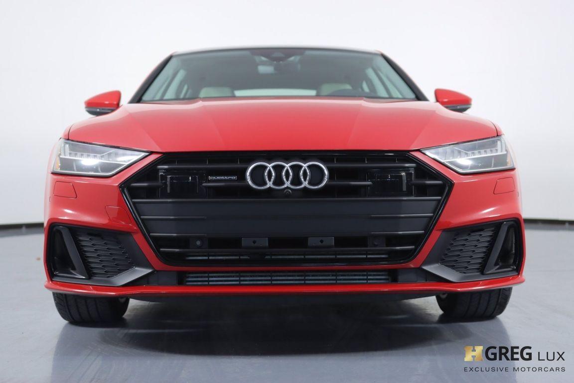 2020 Audi A7 Premium Plus #3