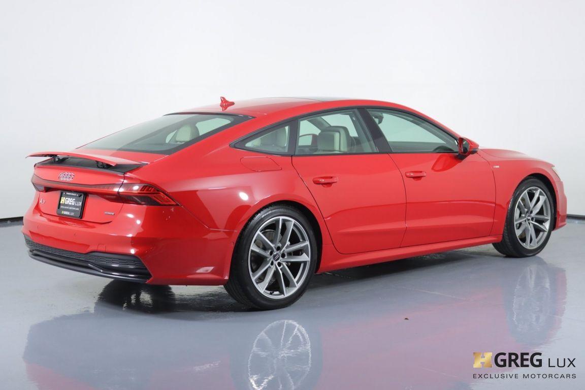 2020 Audi A7 Premium Plus #13