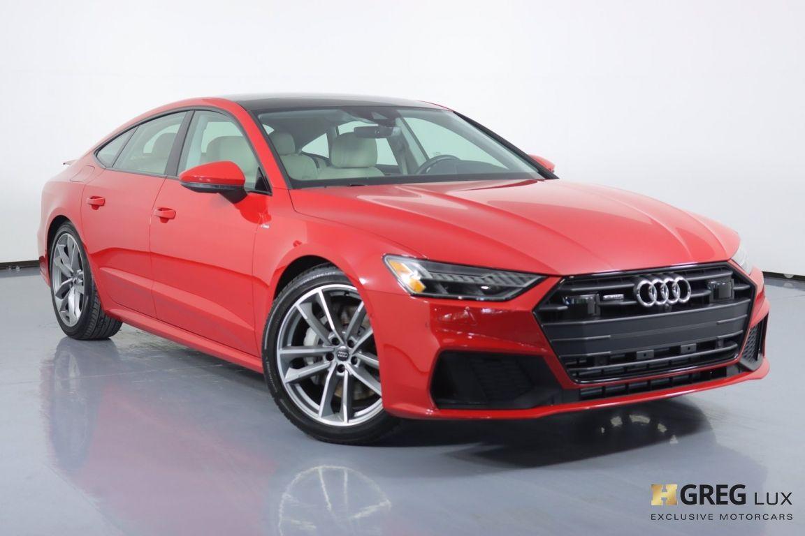 2020 Audi A7 Premium Plus #0
