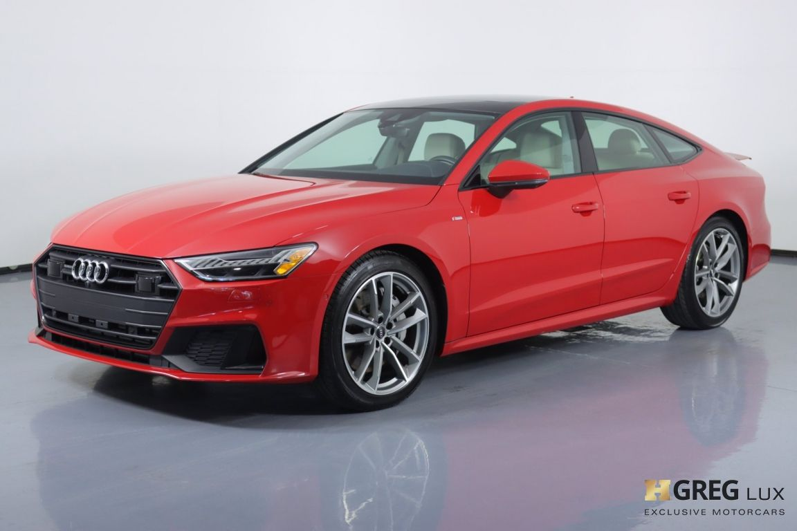 2020 Audi A7 Premium Plus #25