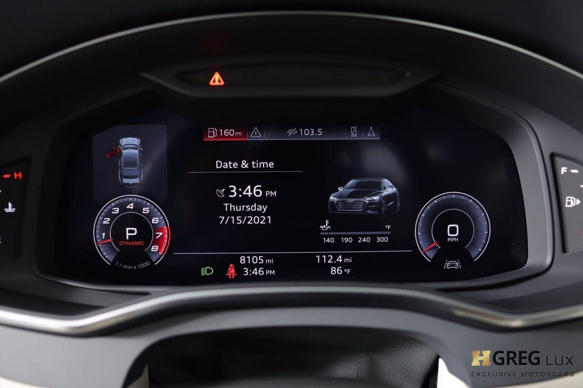 2020 Audi A7 Premium Plus #46