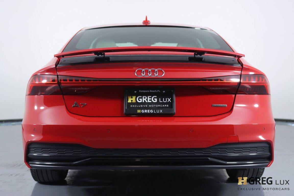 2020 Audi A7 Premium Plus #14