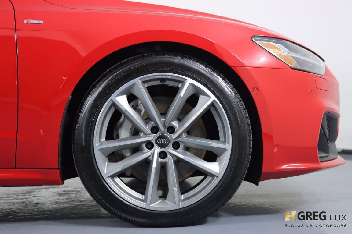 2020 Audi A7 Premium Plus #9