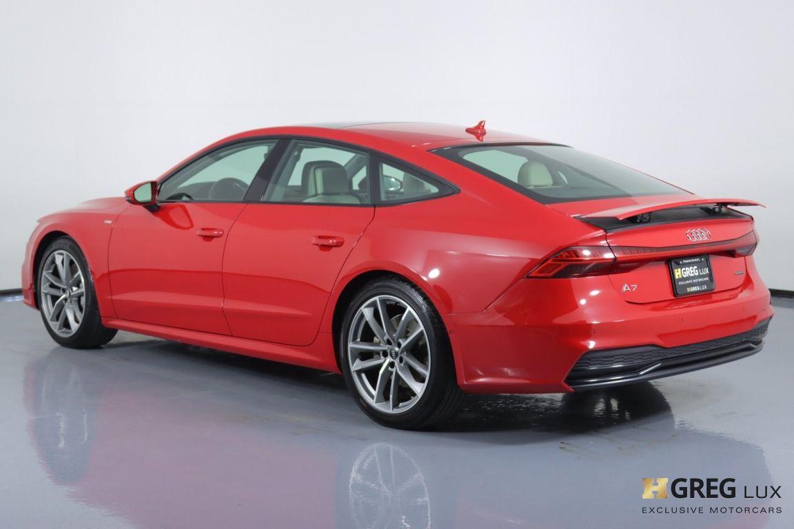 2020 Audi A7 Premium Plus #19