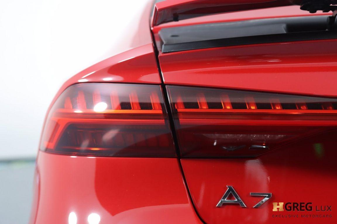 2020 Audi A7 Premium Plus #15