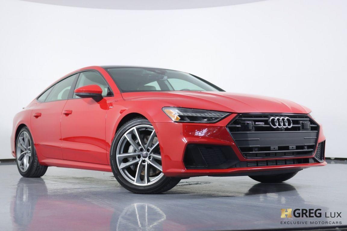 2020 Audi A7 Premium Plus #26