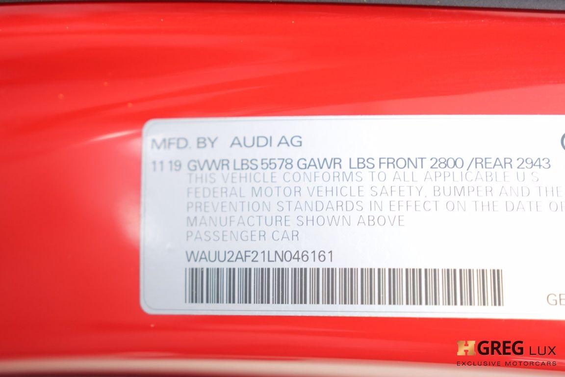 2020 Audi A7 Premium Plus #52