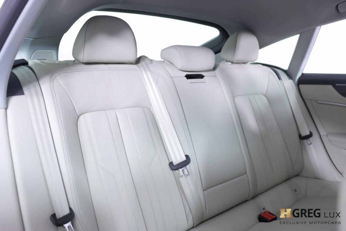 2020 Audi A7 Premium Plus #33