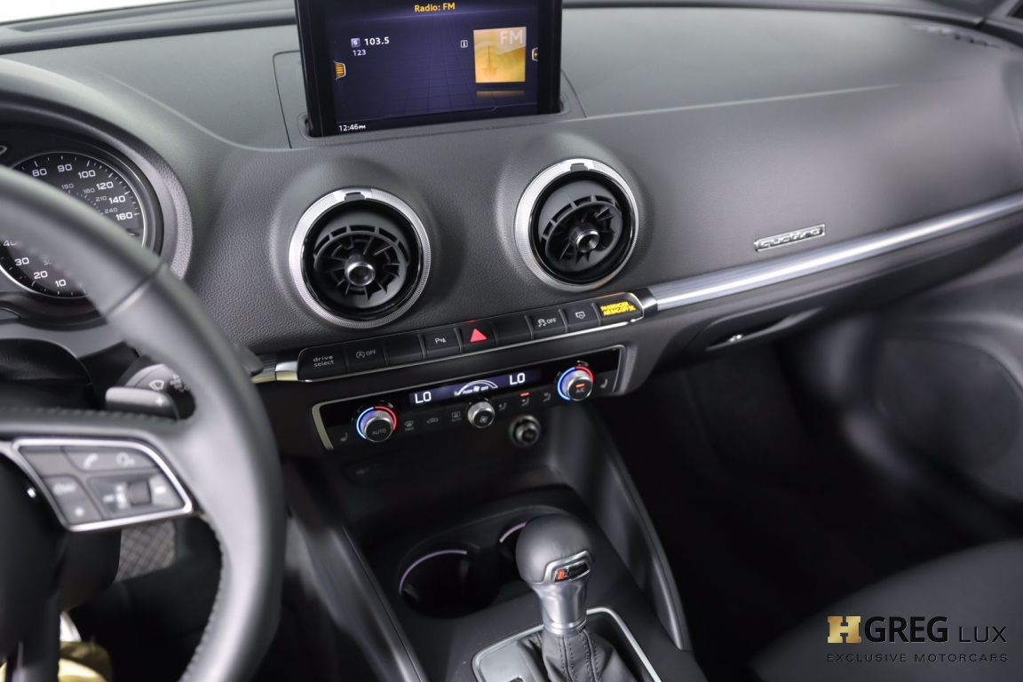 2020 Audi A3 Sedan S line Premium #42