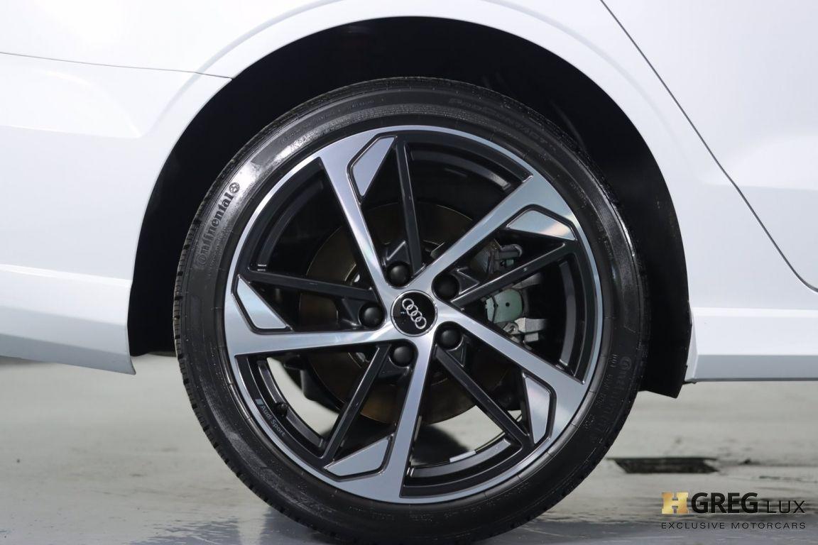 2020 Audi A3 Sedan S line Premium #14