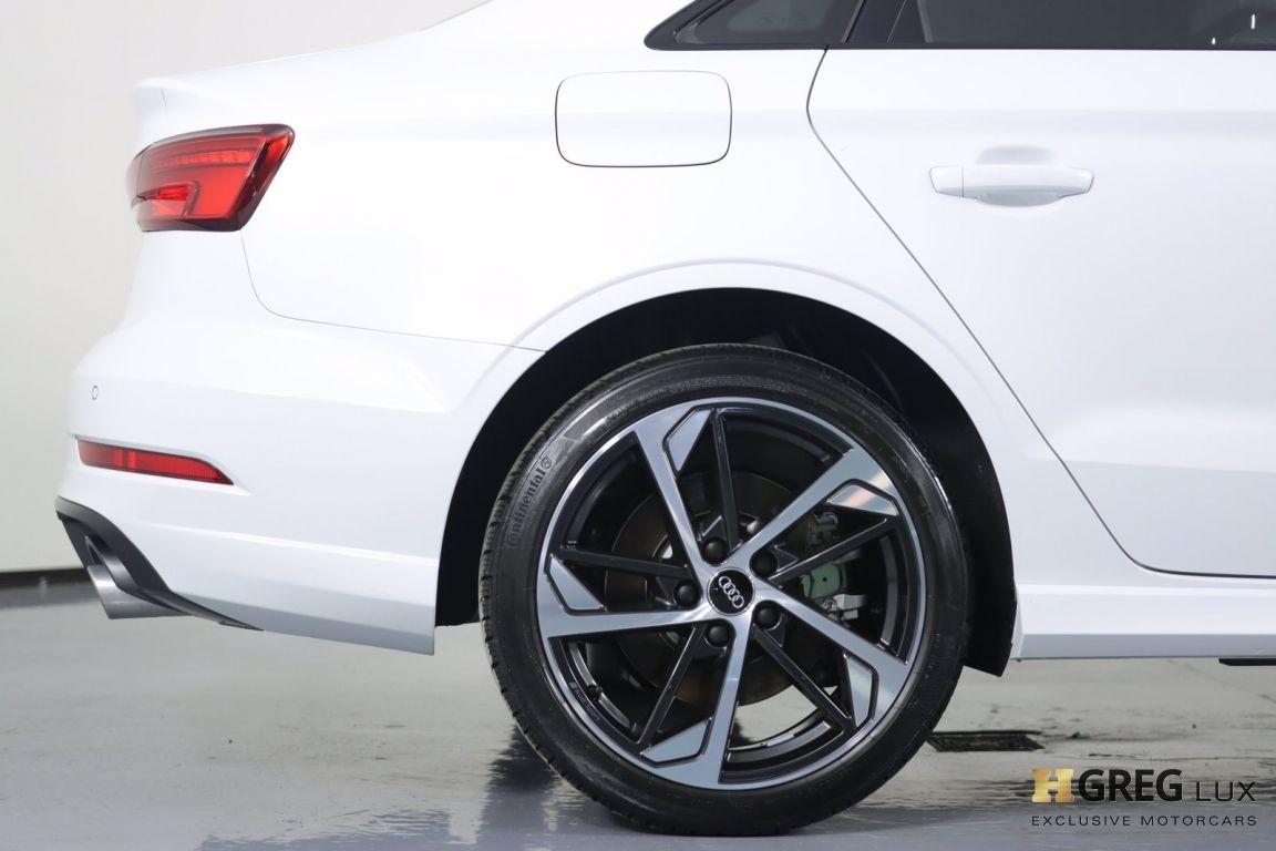 2020 Audi A3 Sedan S line Premium #13