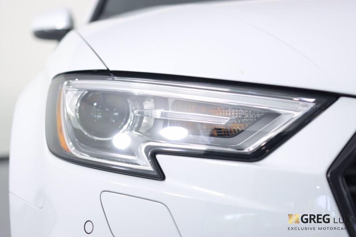 2020 Audi A3 Sedan S line Premium #4